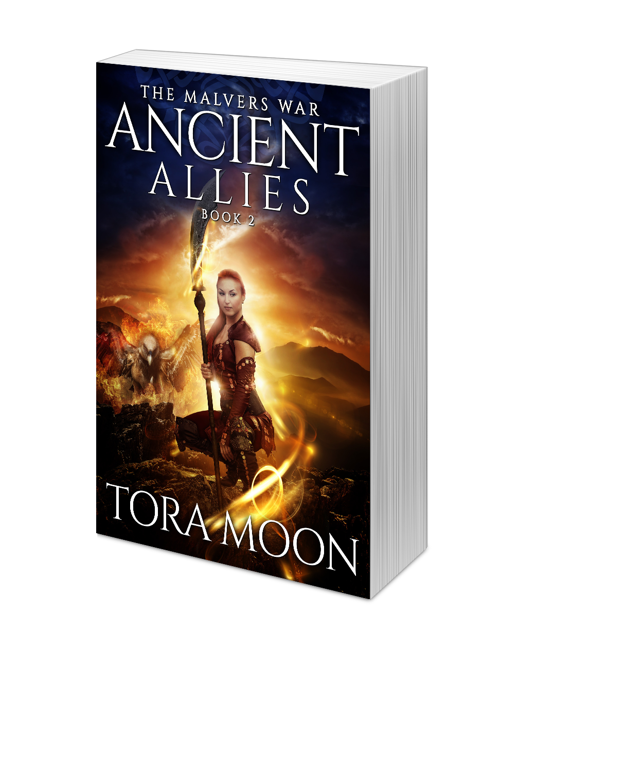 Ancient Allies by Tora Moon