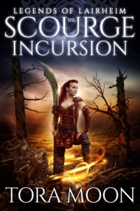 The Scourge Incursion, Book 3