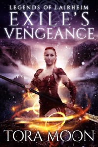 Exile's Vengeance, Book 4